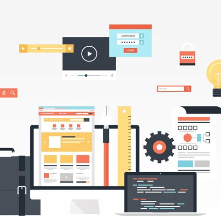 sviluppo web design - vegatrade